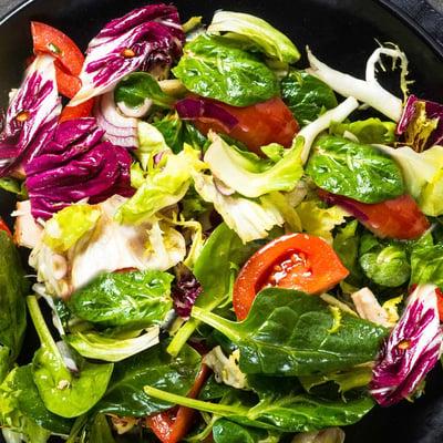 Bunter Sommer-Salat