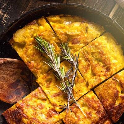Spanische Tortillas