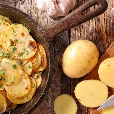 Bratkartoffel a la Gourmet